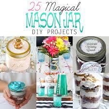 Mason Jar Ideas For Weddings 25 Magical Mason Jar Diy Projects Perfect For Weddings U0026 More