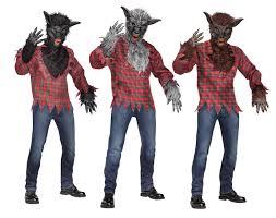 werewolf halloween costumes cl132 werewolf halloween costume big bad wolf man animal monster