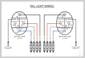 silverado tail light wiring diagram diagram wiring diagrams for