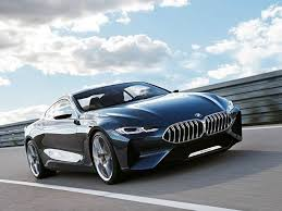 bmw convertible 8 series concept looks stunning as a convertible