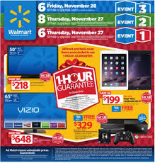 walmart black friday store maps are up