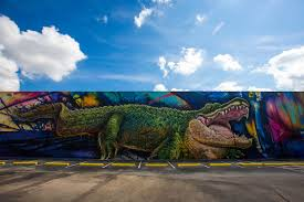 uhd bids farewell to gator wall prepares for campus photo thomas b shea