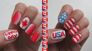 nail art designs canada day nails u0026 independence day nails