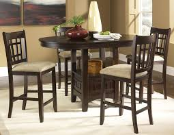 Dining Room Sets With Matching Bar Stools Oval Pub Table U0026 24 Inch Upholstered Bar Stool Set By Liberty