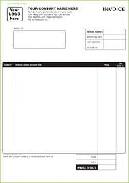 invoice examples u2013 luxerealty co