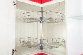 kitchen cabinets baskets 5 types of baskets to organise kitchen cabinets home decor singapore
