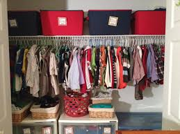organizing shirts in closet organizing a shared children u0027s closet half mom half amazing