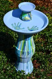 Home Exterior Decor Decorating Engaging Cootage Deck Mounted Heated Lowes Bird Bath