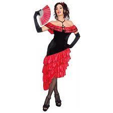 spanish costume ebay