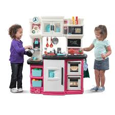 Kitchen Set Step2 Great Gourmet Kitchen Set Pink Toys