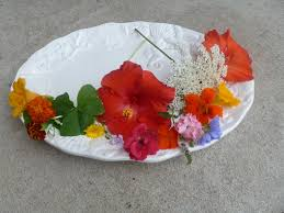 Floral Food by Kaplan Center For Health And Wellness Flowers As Food Part Ii
