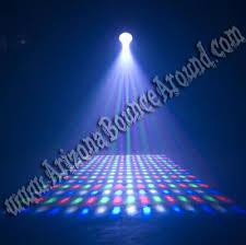 party light rentals club dj lighting and floor lighting rental