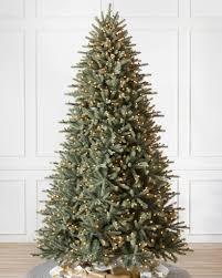 bh blue spruce flip tree balsam hill