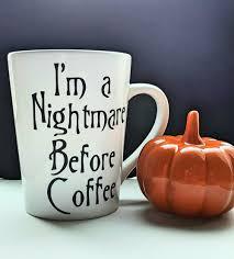 fall coffee mugs on etsy