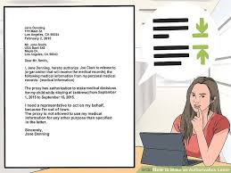 how to make an authorization letter with pictures wikihow