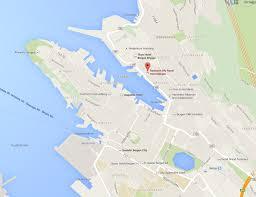 Marin Map Of Bergen