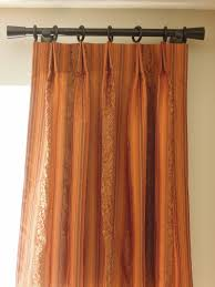 Rust Colored Curtains Curtains
