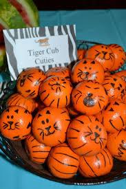 Halloween Birthday Party Food 25 Best Jungle Party Snacks Ideas On Pinterest Jungle Theme
