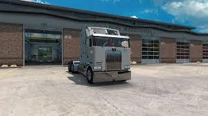 kenworth aerodyne truck kenworth k100 aerodyne interior v1 0 for v1 0 0 american
