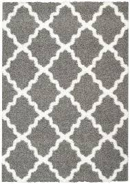 Area Rug Square Awesome Grey And White Area Rug Gray Square Wavy Parallelogram