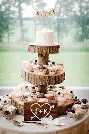 wedding cake rustic 10 rustic 2 tier wedding cakes with cupcakes photo rustic 2 tier