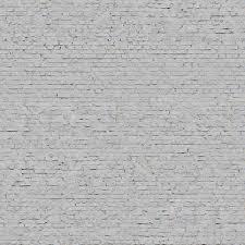 Grey Textured Paint - bricksmallpainted0036 free background texture brick small