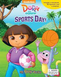 children halloween books dora the explorer sports day my busy book phidal publishing inc