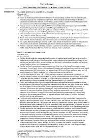 sample resume marketing executive marketing management resume marketing resume sample resume genius