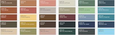 palette de couleur peinture pour chambre tendances couleurs 2015 éco peinture