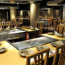 japanese restaurant cook at table benihana piccadilly london opentable