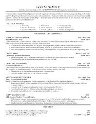 Exles Of Resumes Resume Good Objective Statements For - great objective statement for resume