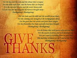 thanksgiving prayer for thanksgiving dinnergood prayers