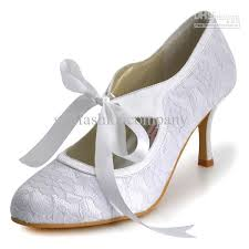 wedding shoes direct classic design women pumps a3039 white ivory almond toe 3 7 6cm