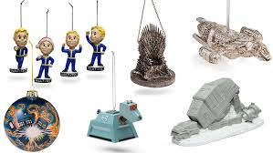 the most amazing geeky ornaments for the holidays walyou