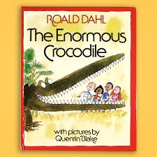 what colour paper did roald dahl write on illustration chronicles first published by jonathan cape in 1978 the enormous crocodile was written by roald dahl and illustrated by quentin blake the edition above was published