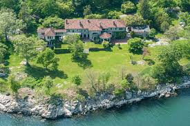great island estate on long island sound listed for 175 million