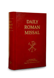 daily roman missal large print james socias 9781936045778