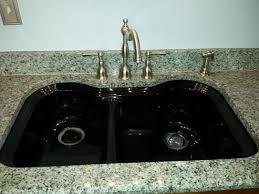 acrylic undermount kitchen sinks thermocast breckenridge undermount acrylic 33 in double basin