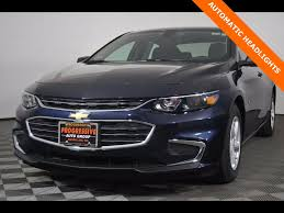 new 2017 chevrolet malibu ls 4d sedan in massillon c70376