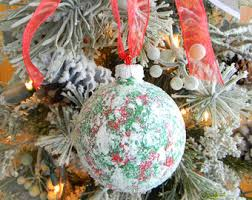 Christmas Ornaments For Painting by Christmas Balls Etsy