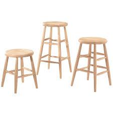 Wooden Bar Stool Uk Raw Wood Bar Stoolstools Wooden Saddle Seat Bar Stools Cherry Wood