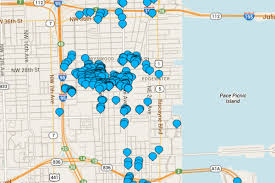 Miami Design District Map by Check Out This Map Archive Of Wynwood Street Art Curbed Miami