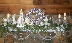 decoration inspiring how to decorate a mantel with christmas