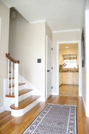 colored walls benjamin moore brandy cream on the walls here but consider for