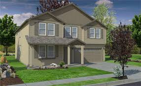 waterbrook two story new home