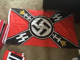 German Flag In Ww2 Used Ww2 German Flag In Dl1 Darlington For 20 00 U2013 Shpock