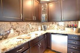 kitchen granite and backsplash ideas best guides on how to install tumbled marble as well granite