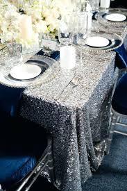 Wedding Linens For Sale Silver Sparkle Tablecloth U2013 Littlelakebaseball Com