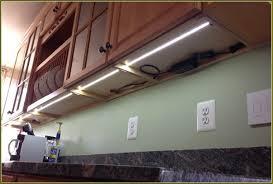 under cabinet led strip lighting kitchen guoluhz com