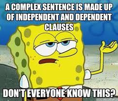 Grammar Memes - spongebob grammar meme